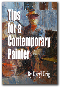 Tips for a Contemporary Painter